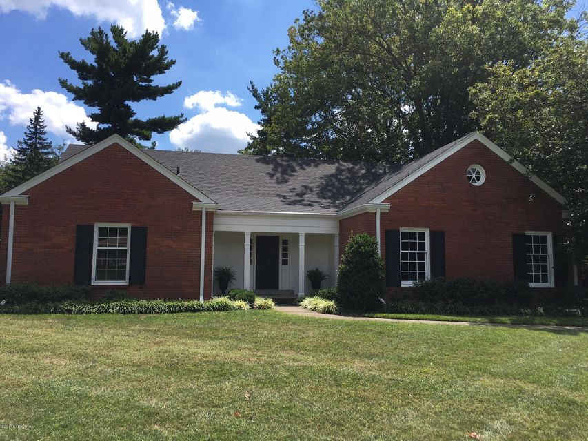 Single Family Home for Sale at 5306 Hempstead Road 5306 Hempstead Road Louisville, Kentucky 40207 United States