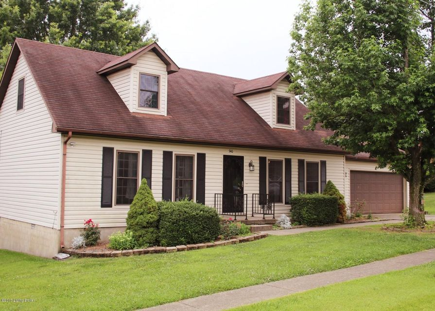 Single Family Home for Sale at 540 Wilma Avenue 540 Wilma Avenue Radcliff, Kentucky 40160 United States