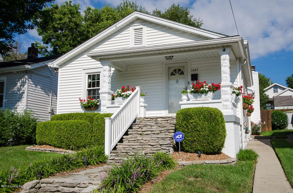 Single Family Home for Sale at 1037 Wagner Avenue Louisville, Kentucky 40217 United States