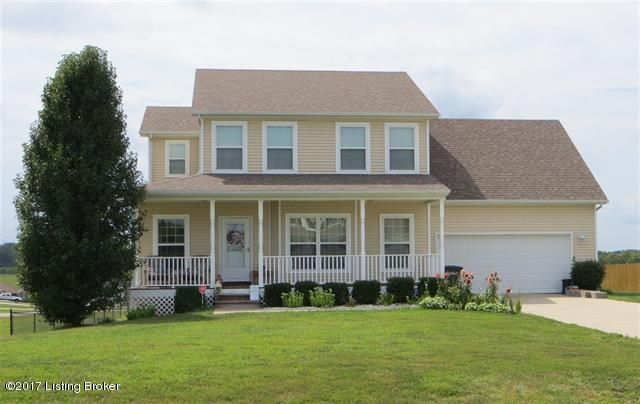 Single Family Home for Sale at 471 Trinity Drive Rineyville, Kentucky 40162 United States