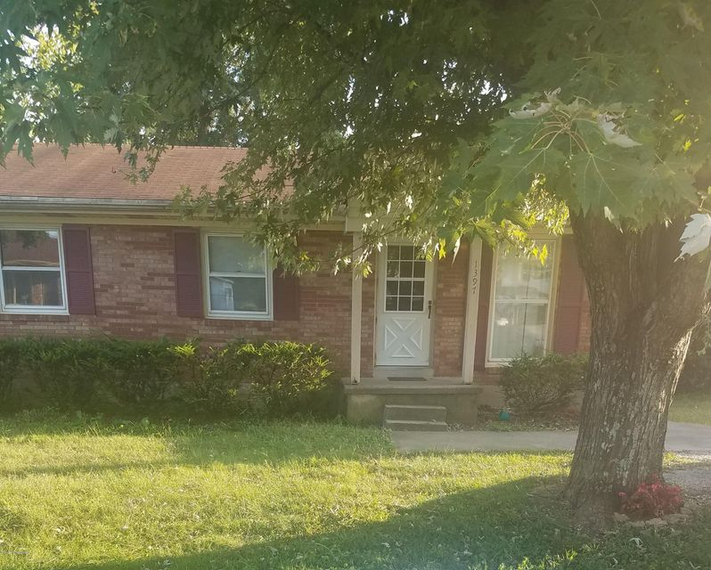 Single Family Home for Sale at 1397 Dotland Circle 1397 Dotland Circle Shelbyville, Kentucky 40065 United States