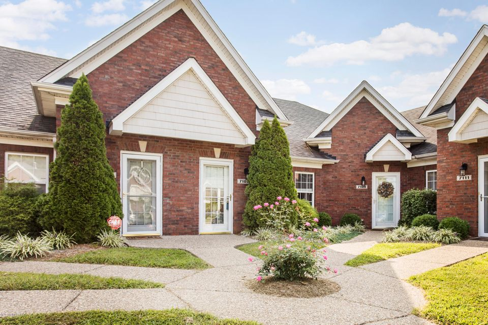 Condominium for Sale at 7107 Emily Ann Lane Crestwood, Kentucky 40014 United States