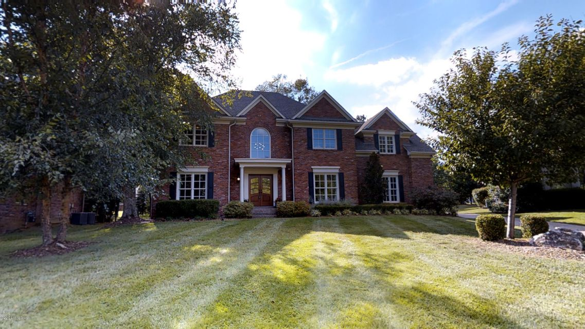 Single Family Home for Sale at 7209 Leafland Place 7209 Leafland Place Prospect, Kentucky 40059 United States
