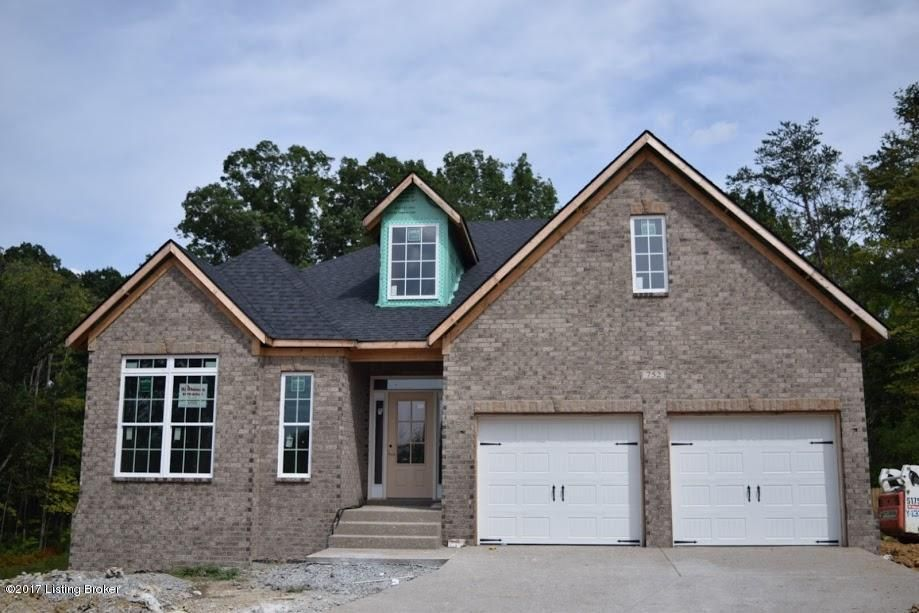 Single Family Home for Sale at 752 Dehart Lane Louisville, Kentucky 40245 United States