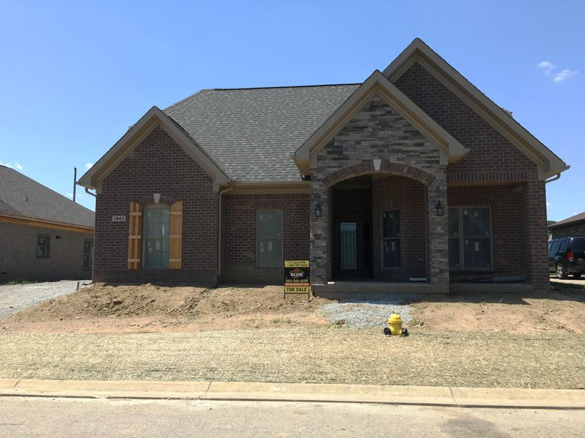 Single Family Home for Sale at 1943 Rivers Landing Drive 1943 Rivers Landing Drive Prospect, Kentucky 40059 United States