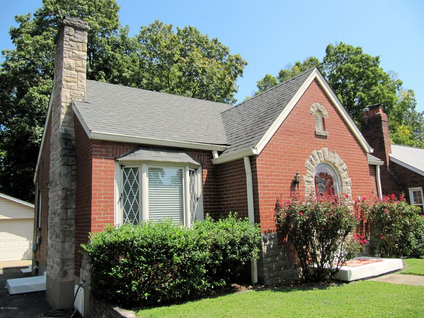 Single Family Home for Sale at 3015 Peale Avenue Louisville, Kentucky 40205 United States