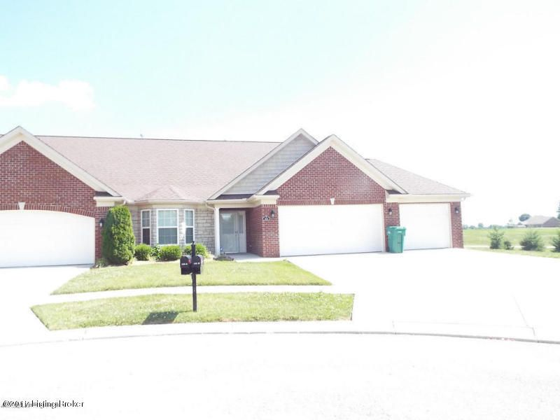 Single Family Home for Rent at 123B Garden Gate Court 123B Garden Gate Court Shepherdsville, Kentucky 40165 United States