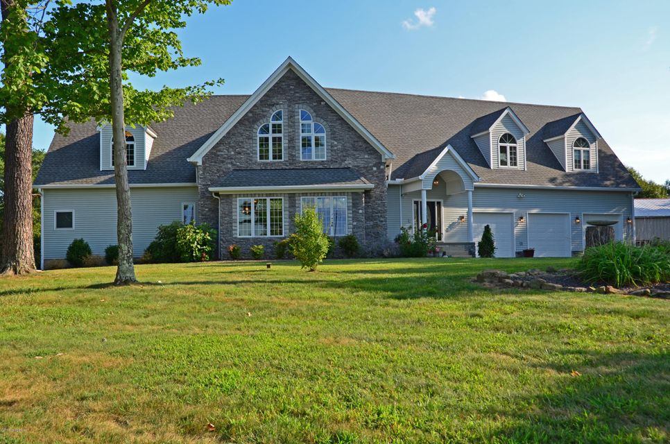 Single Family Home for Sale at 959 Rocky Hill Estates Road 959 Rocky Hill Estates Road Clarkson, Kentucky 42726 United States