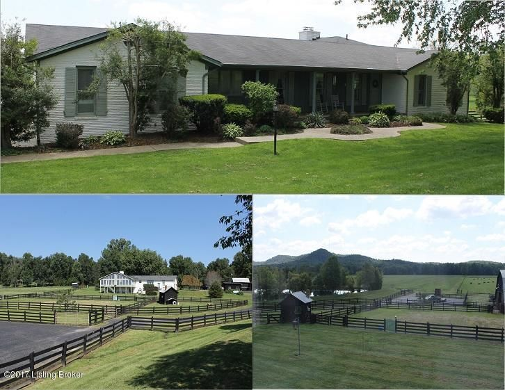 Single Family Home for Sale at 2075 Belmont Road 2075 Belmont Road Lebanon Junction, Kentucky 40150 United States
