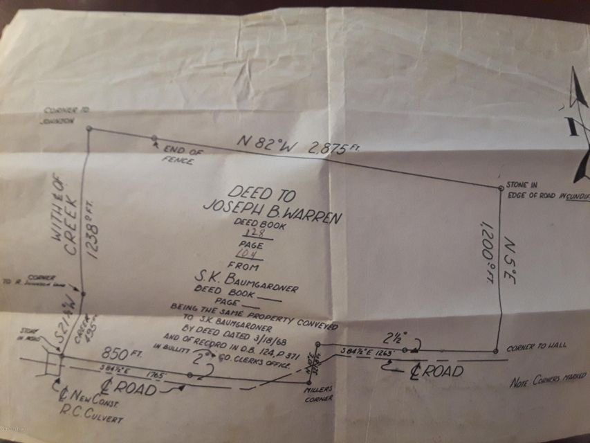 Land for Sale at Pumpkin Shepherdsville, Kentucky 40165 United States