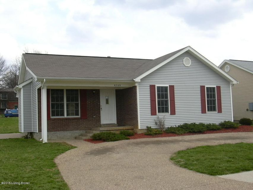 Single Family Home for Rent at 6509 Rod N Reel Court 6509 Rod N Reel Court Louisville, Kentucky 40229 United States