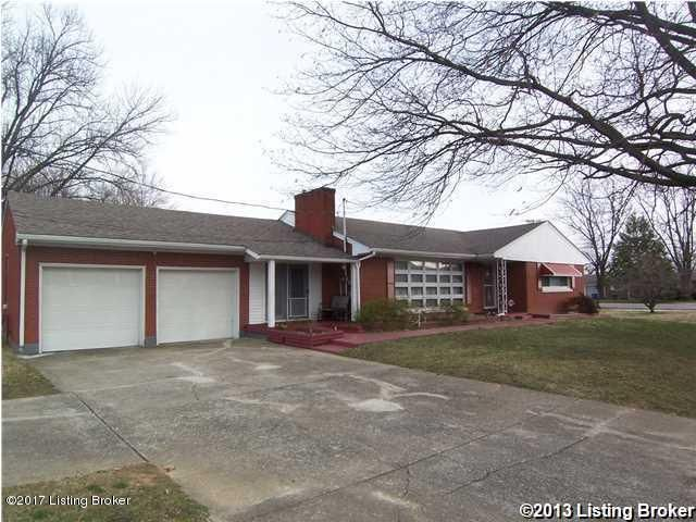 Single Family Home for Sale at 9701 Blue Lick Road 9701 Blue Lick Road Louisville, Kentucky 40229 United States