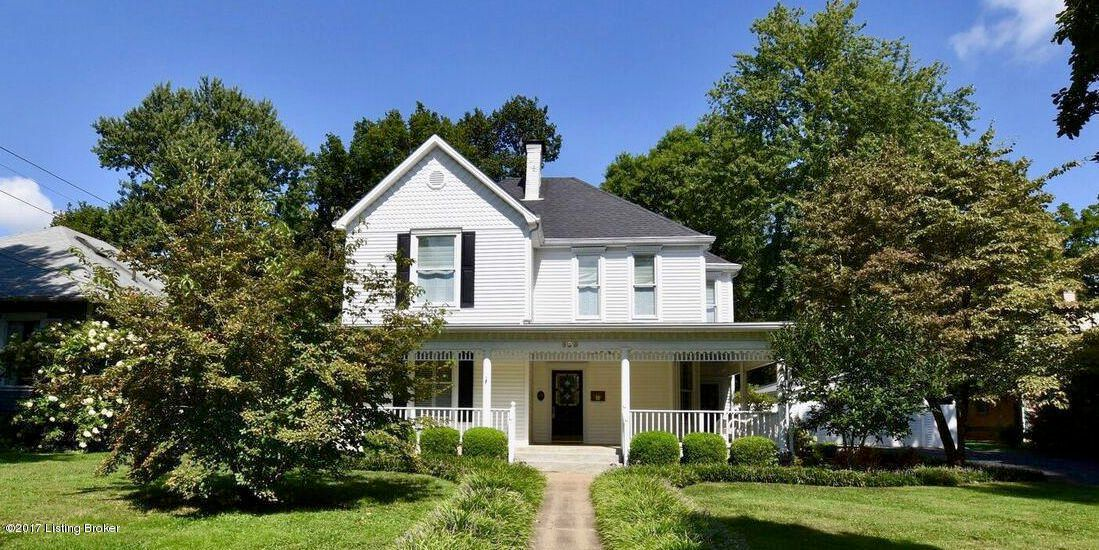 Single Family Home for Sale at 608 Montgomery Avenue 608 Montgomery Avenue Elizabethtown, Kentucky 42701 United States