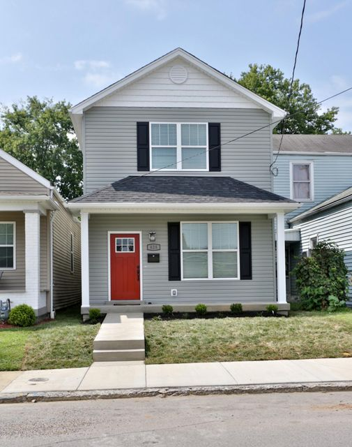 Single Family Home for Sale at 828 Ash Street Louisville, Kentucky 40217 United States