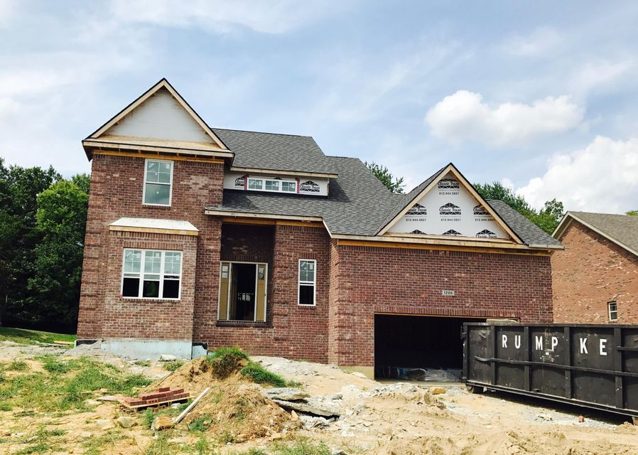 Single Family Home for Sale at 1206 Ava Pearls Way 1206 Ava Pearls Way Louisville, Kentucky 40245 United States