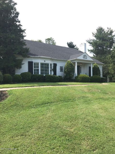 Single Family Home for Sale at 183 Bow Lane 183 Bow Lane Louisville, Kentucky 40207 United States