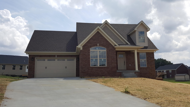 Single Family Home for Sale at 134 Granite Court 134 Granite Court Mount Washington, Kentucky 40047 United States