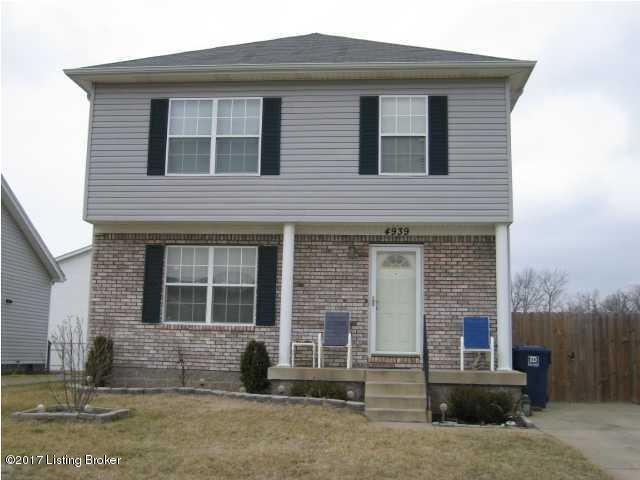 Single Family Home for Sale at 4939 Applegrove Lane 4939 Applegrove Lane Louisville, Kentucky 40218 United States