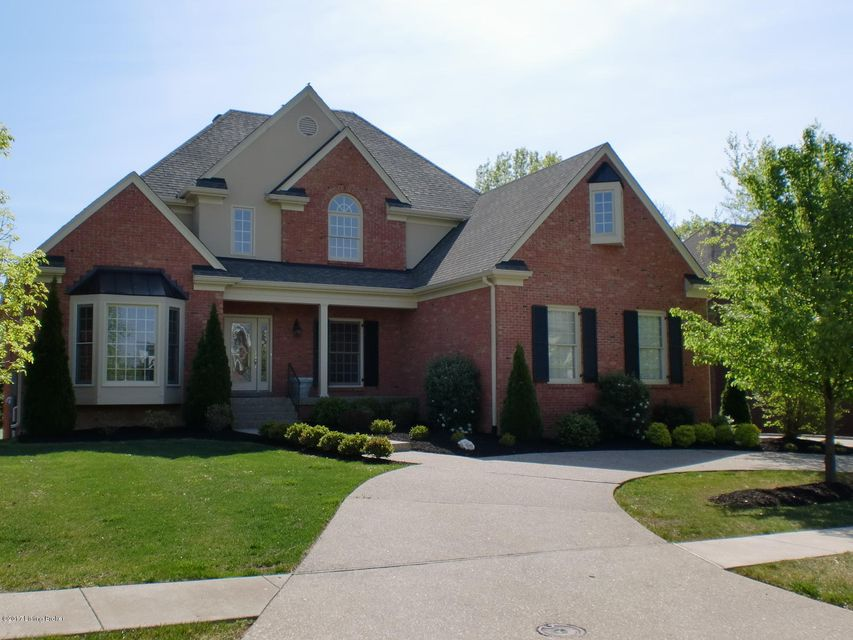 Single Family Home for Sale at 15113 Chestnut Ridge Circle 15113 Chestnut Ridge Circle Louisville, Kentucky 40245 United States