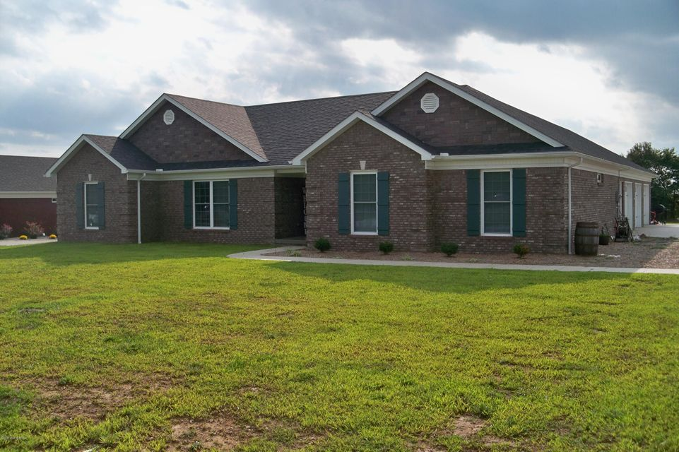 Single Family Home for Sale at 106 Presley Drive Bardstown, Kentucky 40004 United States
