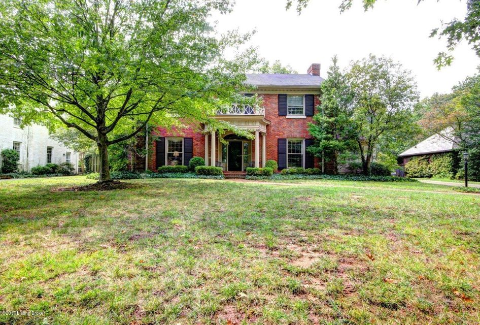 Single Family Home for Sale at 1708 Sulgrave Road Louisville, Kentucky 40205 United States
