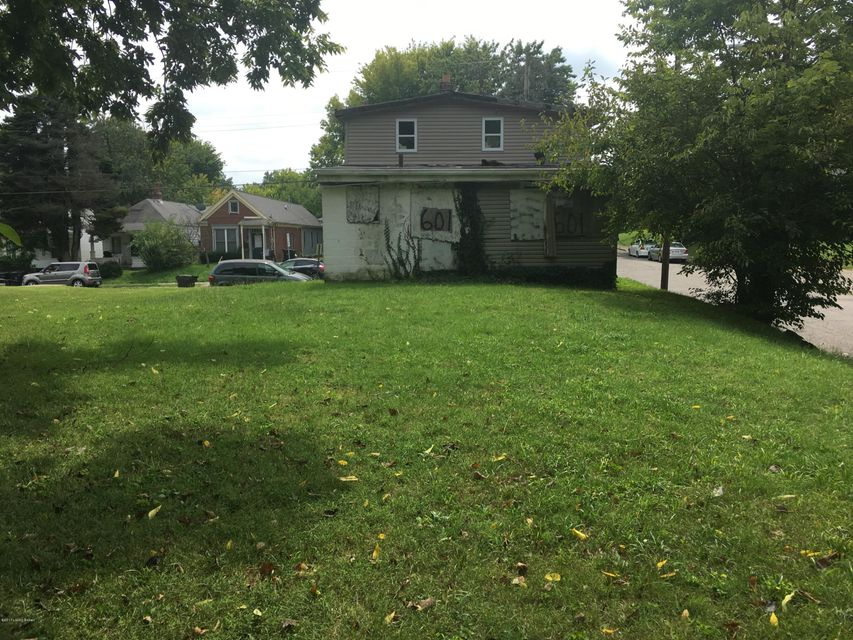 Land for Sale at 601 E Hill 601 E Hill Louisville, Kentucky 40217 United States