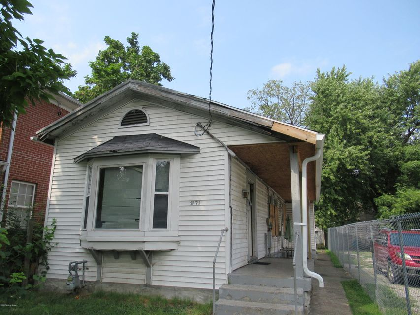 Multi-Family Home for Sale at 1771 Dumesnil Louisville, Kentucky 40210 United States