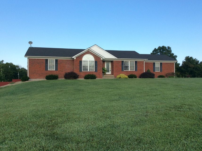 Single Family Home for Sale at 1540 Ashby Road 1540 Ashby Road Lawrenceburg, Kentucky 40342 United States