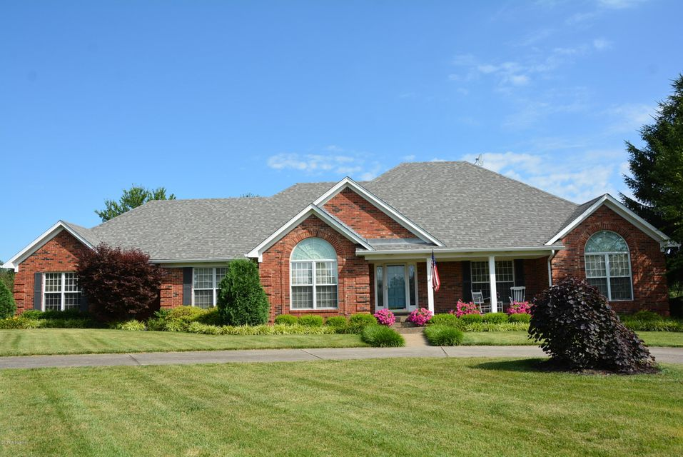 Single Family Home for Sale at 387 Old Stone Road Simpsonville, Kentucky 40067 United States
