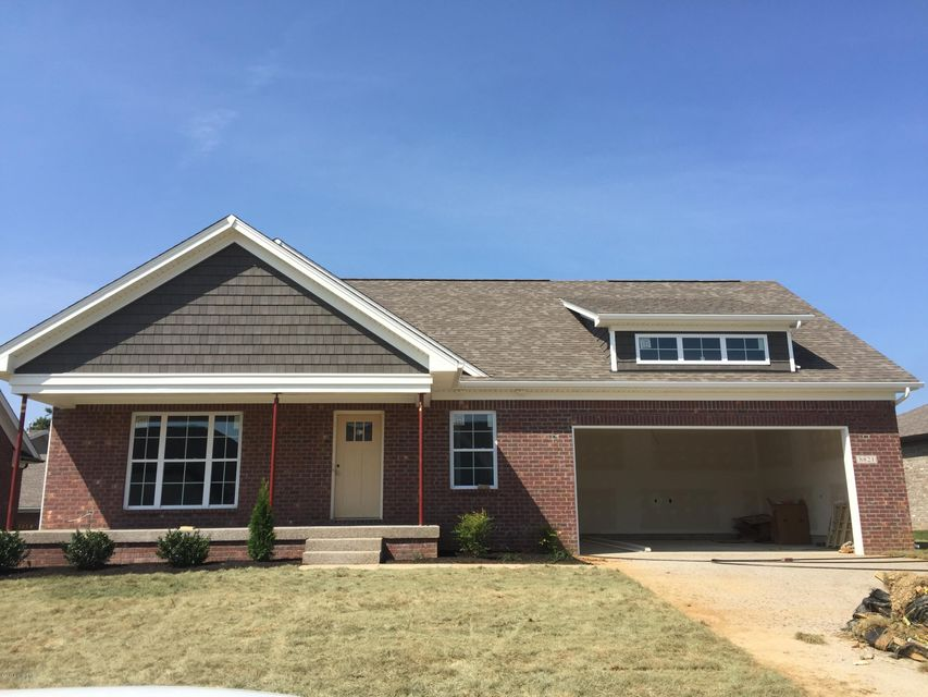 Single Family Home for Sale at 8821 Stara Way Louisville, Kentucky 40299 United States