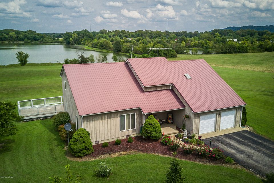 Single Family Home for Sale at 150 Dones Lane 150 Dones Lane Lebanon Junction, Kentucky 40150 United States