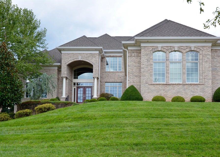 Single Family Home for Sale at 4319 Hampton Creek Drive 4319 Hampton Creek Drive Louisville, Kentucky 40241 United States