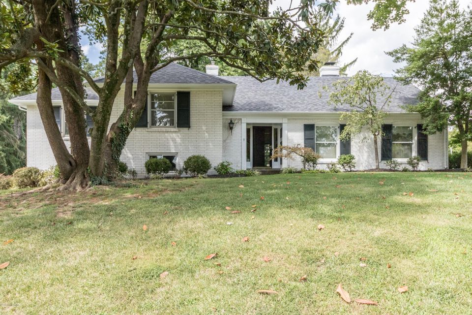 Single Family Home for Sale at 6401 Regal Road Louisville, Kentucky 40222 United States