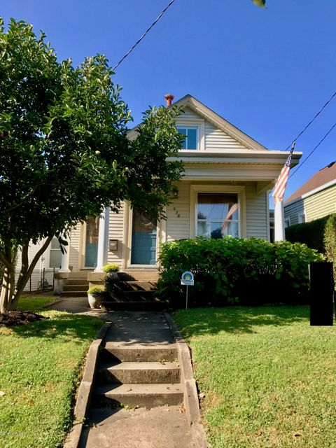 Single Family Home for Sale at 928 Lydia Street 928 Lydia Street Louisville, Kentucky 40217 United States