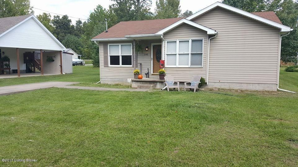 Single Family Home for Sale at 145 BRIARWOOD Court 145 BRIARWOOD Court Carrollton, Kentucky 41008 United States