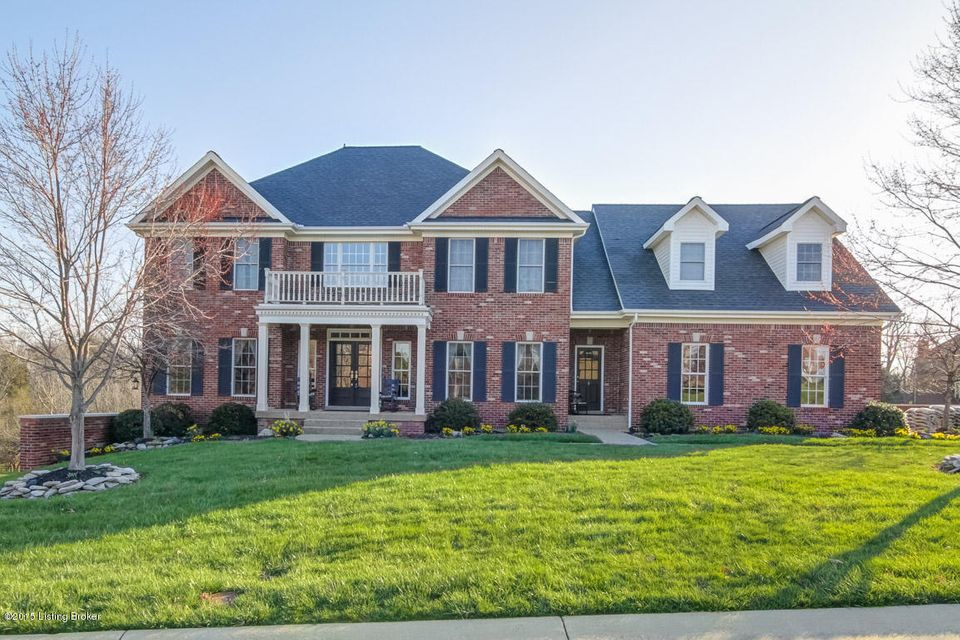 Single Family Home for Sale at 2903 Doe Ridge Court 2903 Doe Ridge Court Prospect, Kentucky 40059 United States