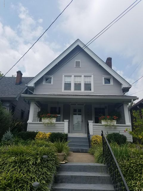 Single Family Home for Sale at 2027 Maryland Avenue Louisville, Kentucky 40205 United States