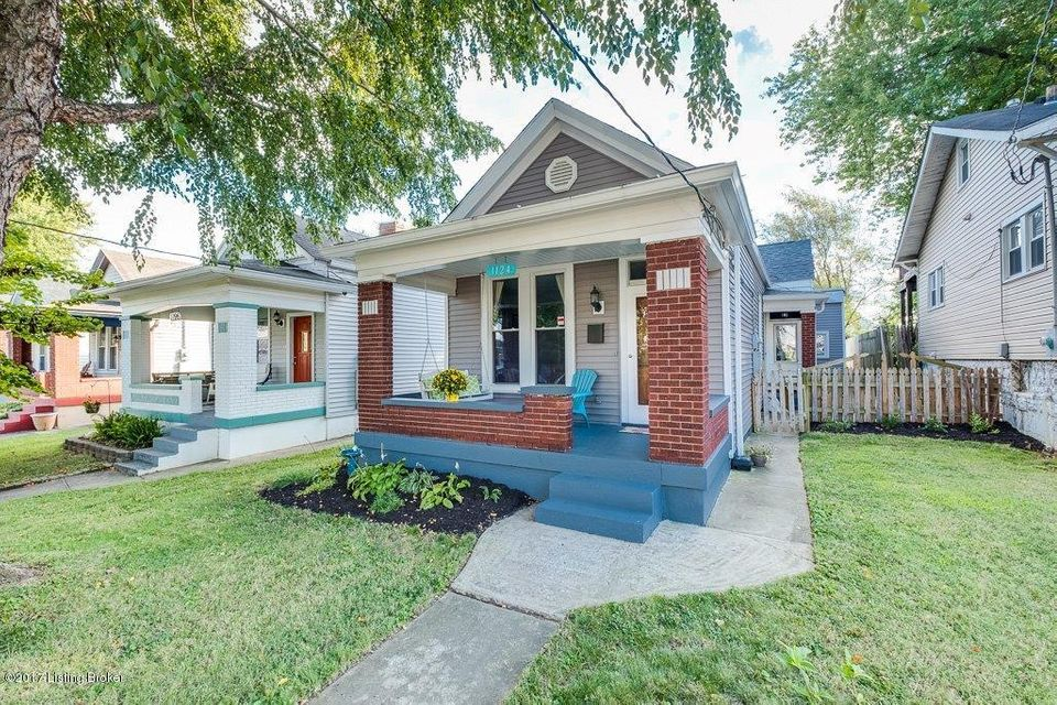 Additional photo for property listing at 1124 Charles Street  Louisville, Kentucky 40204 United States