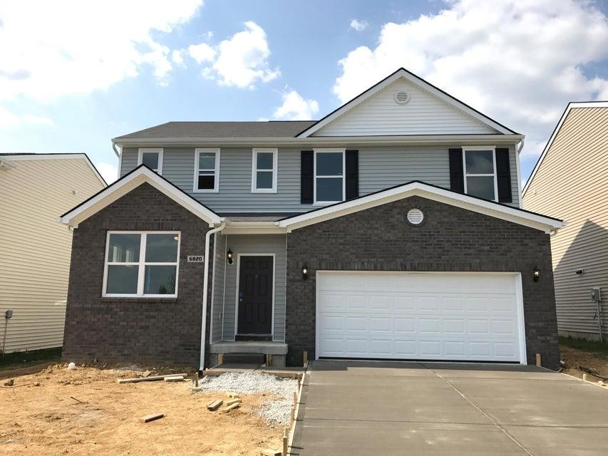 Single Family Home for Sale at 6820 Beckingham Blvd 6820 Beckingham Blvd Louisville, Kentucky 40299 United States