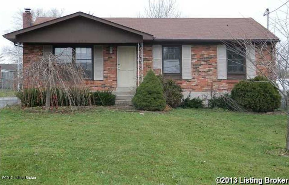 Single Family Home for Sale at 4609 Timothy Way 4609 Timothy Way Crestwood, Kentucky 40014 United States