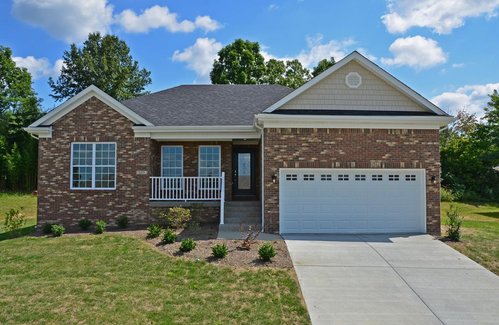 Single Family Home for Sale at 609 Linde Way 609 Linde Way La Grange, Kentucky 40031 United States
