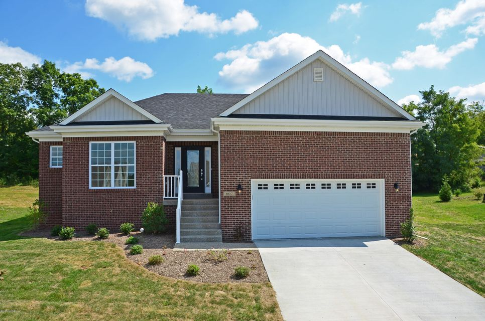 Single Family Home for Sale at 607 Linde Way 607 Linde Way La Grange, Kentucky 40031 United States