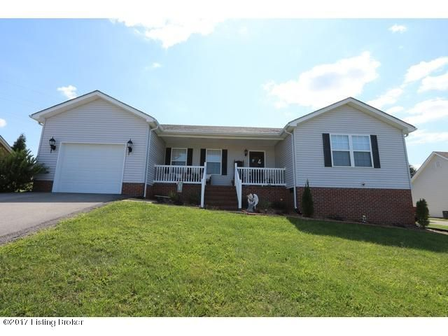 Single Family Home for Sale at 106 Crossridge Drive Leitchfield, Kentucky 42754 United States