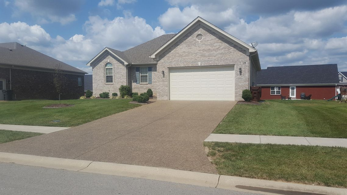 Additional photo for property listing at 128 Kells Court 128 Kells Court Mount Washington, Kentucky 40047 United States