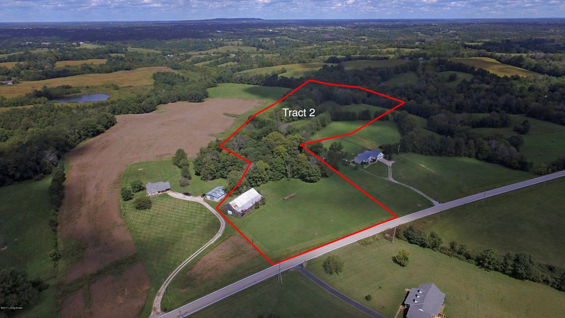 Land for Sale at Tract 2 Mt Eden Tract 2 Mt Eden Mount Eden, Kentucky 40046 United States