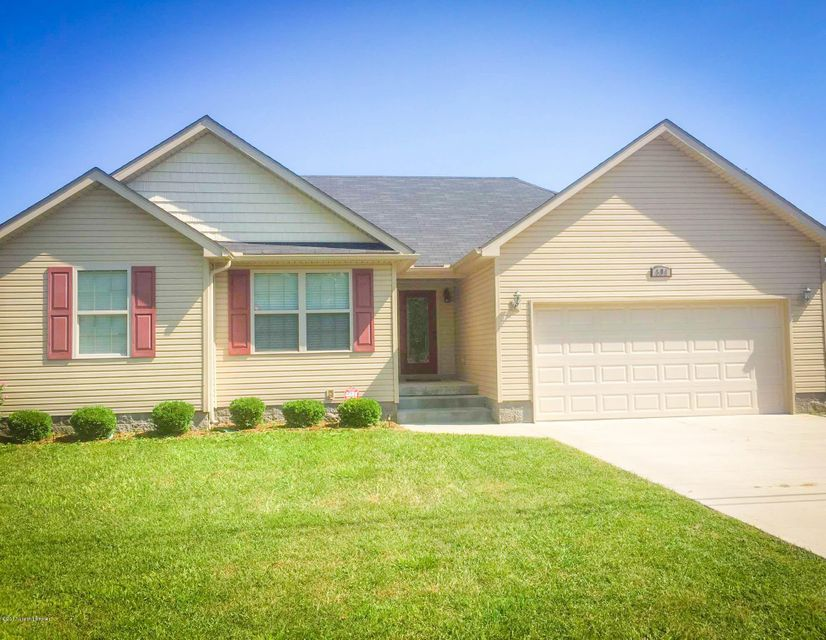 Single Family Home for Sale at 594 Hensley Road 594 Hensley Road Shepherdsville, Kentucky 40165 United States