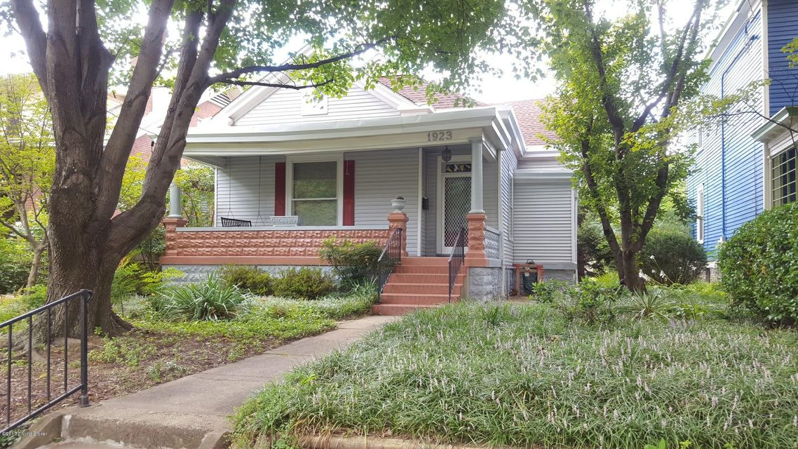 Single Family Home for Sale at 1923 Deer Park Avenue 1923 Deer Park Avenue Louisville, Kentucky 40205 United States