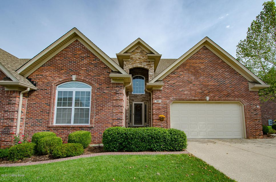 Condominium for Sale at 121 Whispering Pines Circle 121 Whispering Pines Circle Louisville, Kentucky 40245 United States