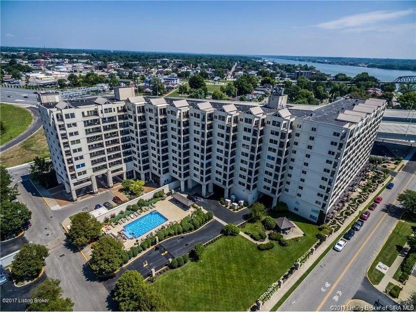 Condominium for Sale at 1 Riverpointe Plaza 1 Riverpointe Plaza Jeffersonville, Indiana 47130 United States