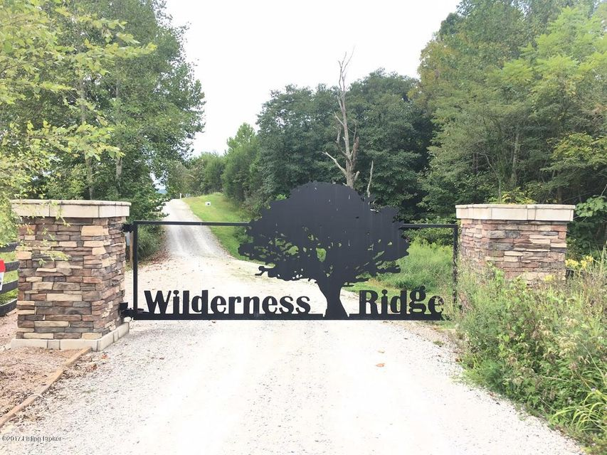 Land for Sale at 19 Wilderness Ridge 19 Wilderness Ridge Clarkson, Kentucky 42726 United States